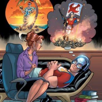 Garth Ennis & Garry Brown Launch Peecekeeper From DC Comics