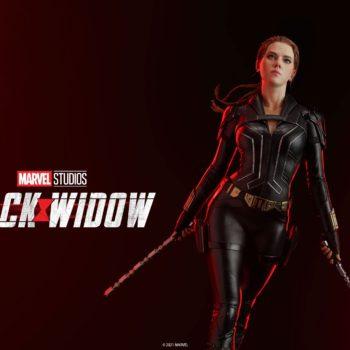 Queen Studios Announced 1/4th Scale Black Widow Solo Film Statue