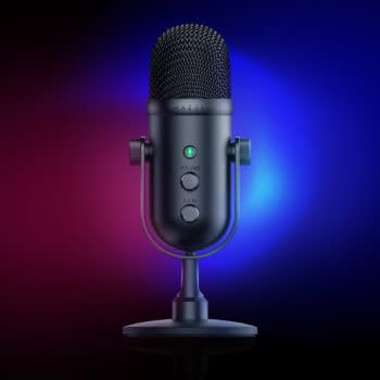 Razer Launches Two New Pro-Streamer Microphones