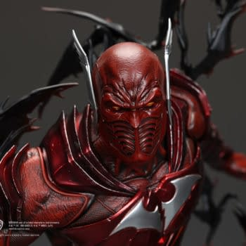 DC Comics Red Death is Back with New 1:4 Scale XM Studios Statue