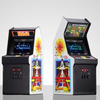 RepliCade Has Put The Missile Command Cabinet Up For Pre-Order