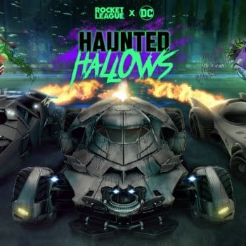 Batman Returns To Rocket League For Haunted Hallows 2021