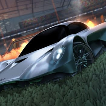 James Bond Cars Will Return To Rocket League This Week
