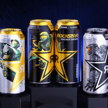 Rockstar & Xbox Partner On Exclusive Halo Infinite Collector's Cans
