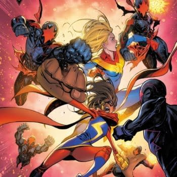 Cover image for CAPTAIN MARVEL #33