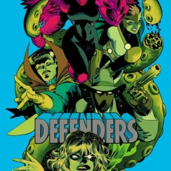 Cover image for DEFENDERS #3 (OF 5)