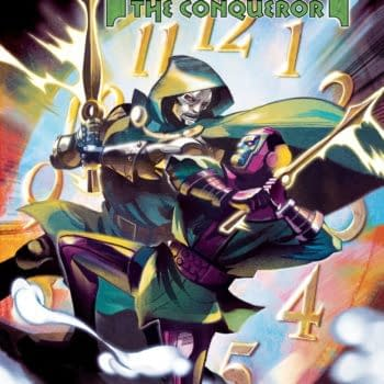 Cover image for KANG THE CONQUEROR #3 (OF 5)