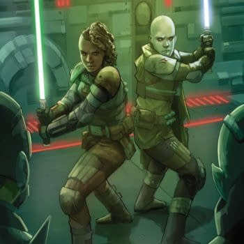 Cover image for STAR WARS HIGH REPUBLIC #10