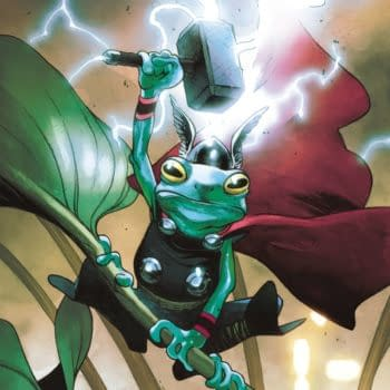 Cover image for THOR #18