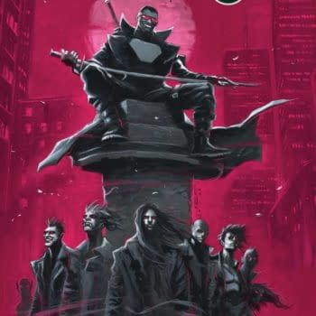 Cover image for DARKHOLD BLADE #1