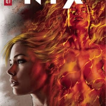 Nyx #1 From Dynamite Tripled Numbers From 11,656 to Over 30,000 at FOC