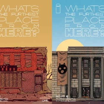 'What's The Furthest Place From Here' Definitely Being Optioned