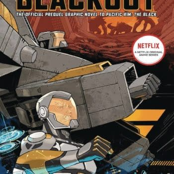 Cover image for PACIFIC RIM BLACKOUT GN