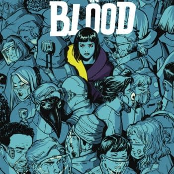 Cover image for BYLINES IN BLOOD #1 CVR A ANEKE