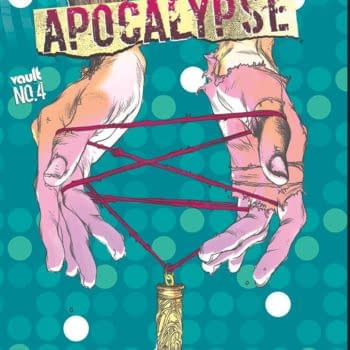Cover image for RADIO APOCALYPSE #4 CVR A ANAND