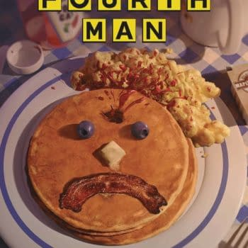 Cover image for FOURTH MAN #1 (OF 4) CVR B RAHZZAH (MR)