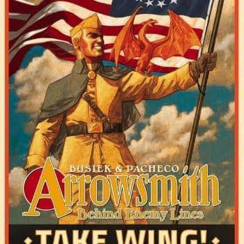 Cover image for ARROWSMITH #1 (OF 6) CVR B JOHNSON (MR)