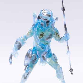 Alien vs. Predator: Requiem Wolf Gets Two New Hiya Toys Figures