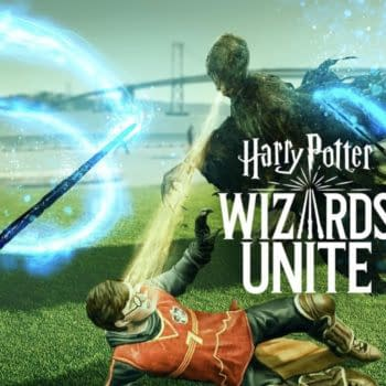 1920s Convergence Live in Harry Potter: Wizards Unite for Oct. 2021