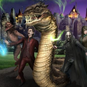 Harry Potter: Wizards Unite Announces October 2021 Events