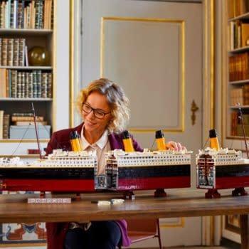 Rebuild the Titanic as LEGO Reveals Massive 9,000 Piece Building Set