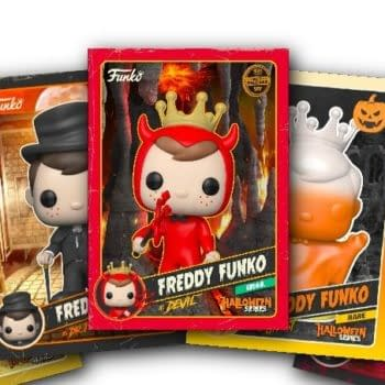 Funko Prepares for Halloween with A Spooky Freddy Funko NFT Drop