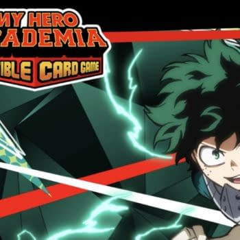 Jasco Plans Huge My Hero Academia Collectible Card Game Release