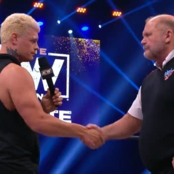AEW Dynamite: Andrade Finally Addresses the Elephant in the Room