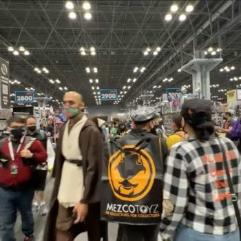 Retailer Ejected From New York Comic Con For Refusing To Wear A Mask