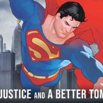 """DC Changes Superman's Motto To """"Truth Justice And A Better Tomorrow"""""""