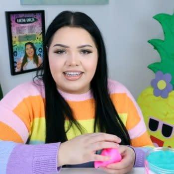 YouTube Slime Queen,Karina Garcia,Creates Graphic Novel, Slime Shop
