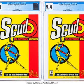 Scud The Disposable Assassin Is Back At Heritage Auctions