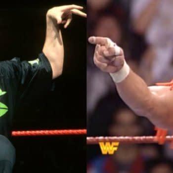 Dream Match! Shane McMahon Vs An Old Macho Man Randy Savage Poster