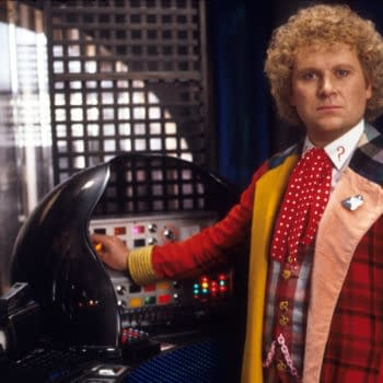 Doctor Who: 6th Doctor Colin Baker Weighs in on Olly Alexander