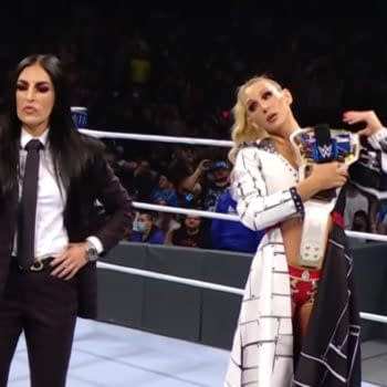 Sonya DeVille Was Plenty Pissed At Charlotte Flair At SmackDown