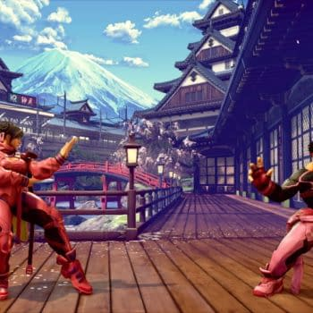 Street Fighter V Reveals New Outfits Supporting Breast Cancer Research