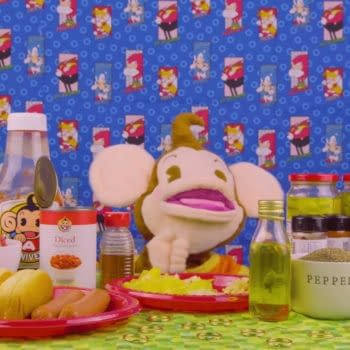 Super Monkey Ball Banana Mania Debuts A Cooking Video