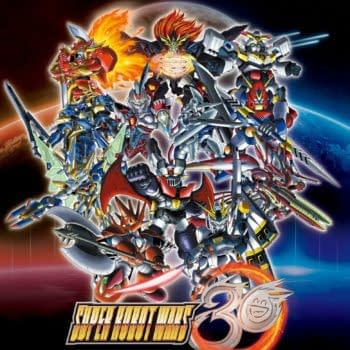 Super Robot Wars 30 Reveals First DLC Pack For This Week