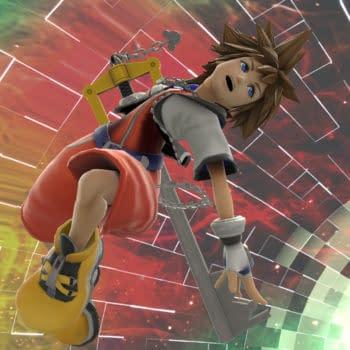 Kingdom Hearts' Sora Is The Final Super Smash Bros. Ultimate Character