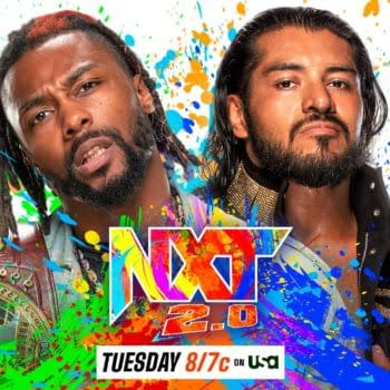 NXT Preview For 10/12 - Is Tonight The Night For Santos Escobar?