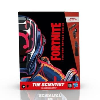 Hasbro Unveils Fortnite The Scientist for the Victory Royale Series