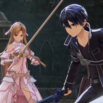 Tales Of Arise Gets Naew DLC With Sword Art Online Crossover