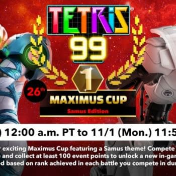 Metroid Dread Is The Focal Point For The Next Tetris 99 Maximus Cup
