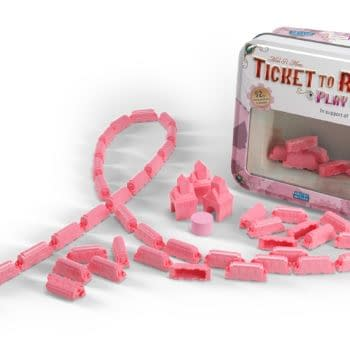 Ticket To Ride: Play Pink Released To Support BCRF