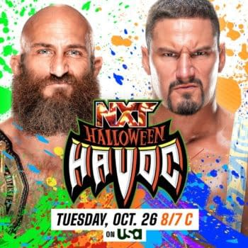 NXT Halloween Havoc Preview- Some Scary Title Matches Tonight