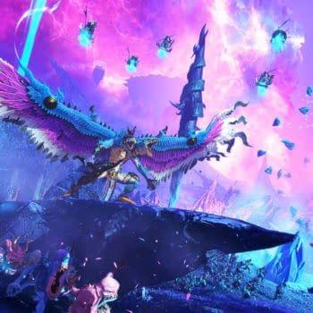 Total War: Warhammer III Shows Off The World Of Tzeentch