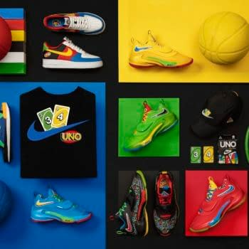 Uno To Launch Collaboration With Nike & Giannis Antetokounmpo