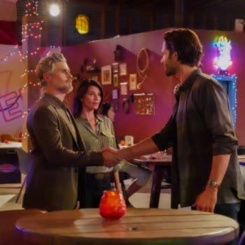 Walker Star Jared Padalecki Talks Season 2 Family Feud; S02 Featurette