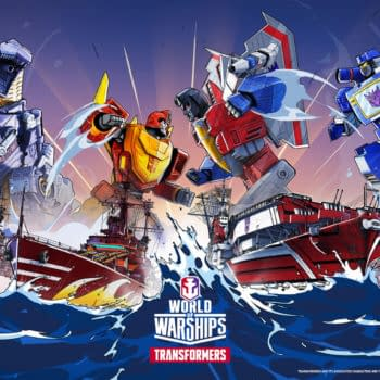 Giveaway: World Of Warships Transformers Crossover Codes