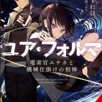 Yen Press Announces Huge New Slate of Titles at New York Comic Con